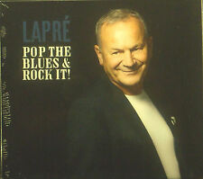 CD LAPRE - pop the blues & rock it! , ovp