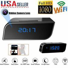 HD 1080P Surveillance Camera  Wifi Wireless ,Style:#2cl0th hook hidden  camera