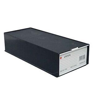 Leica Kindermann LKM 2 x 80 Slide Trays Storage Box 37980 Germany Magazin