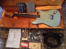 Fender Custom Shop 1960 Stratocaster relique... Daphne Blue