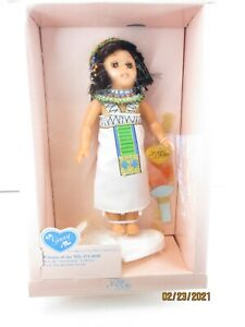 "BOX GINNY VOGUE DOLLS PRINCESS OF THE NILE 8"" DOLL 1988 VINTAGE"