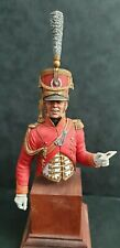 Napoleonic ADC Bust Professionally Painted 200mm