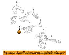 Instrument Panel Dash-Dashboard Defroster Heater Duct Left 88970272