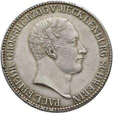 Mecklenburg Schwerin 2/3 Taler 1839 (F77)