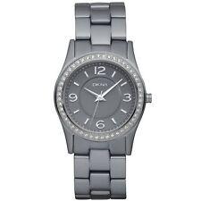 Graue Armbanduhren aus Aluminium