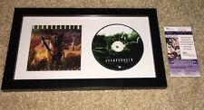 CHRIS CORNELL SIGNED TELEPHANTASM CD COVER FRAMED SOUNDGARDEN SIGNED 5/11/17 JSA