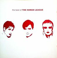 THE HUMAN LEAGUE the best of (CD compilation) greatest hits, synth pop