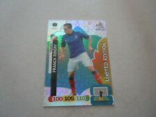 Carte adrenalyn panini - Euro 2012 - France - Frank Ribéry - Limited Edition