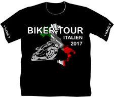 Herren-T-Shirts aus Baumwolle in Größe 5XL fürs Motorrad