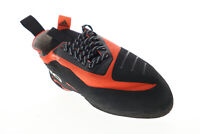 Five Ten Dragon BC0827 Mens Black Synthetic Lace Up Athletic Climbing Shoes