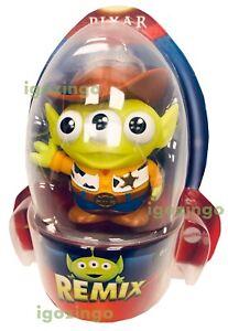 Pixar Aliens Remix Woody 3 Inch Figure - BRAND NEW!!!