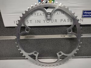 NOS Vintage Campagnolo Super Record 54t Chainring 144 BCD  Ex-Display