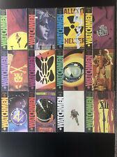 Watchmen #1-12 1st prints Dc Comics 1986 Alan Moore Very Good Condition