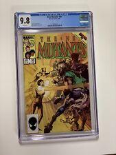 New Mutants 30 Cgc 9.8 White Pages Marvel X-men Copper Age 015