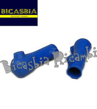 8619 - SCARPETTE BLU CAVALLETTO CENTRALE VESPA 180 200 RALLY - SS