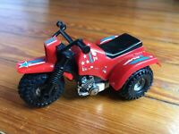 Vintage Schaper Stomper 3 Wheeler ATV Battery Operated USA Red