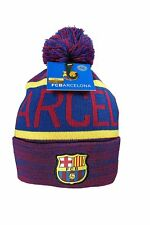 FC Barcelona Authentic Official Product Soccer Beanie - 01-1 (Special Price)