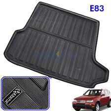 For BMW X3 E83 2004-2010 Boot Cargo Liner Rear Trunk Mat Tray Floor Carpet