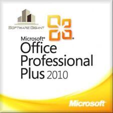 Microsoft Office 2010 Professional Plus Lizenzschlüssel MS Office 2010 Pro Key