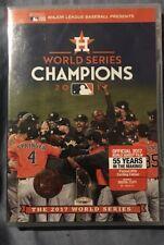MLB: 2017 World Series (DVD,2017) Champions Houston Astros Brand New SEALED