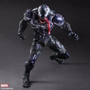 VARIANT PLAY ARTS KAI MARVEL UNIVERSE DC VENOM PVC COLLECTION ACTION FIGURES TOY