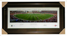 AFL _ Port Power 2004 Premiers Signed  Panoramic Print  -