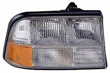for 1998 - 2004 passenger side GMC Sonoma Front Headlight Assembly Replacement