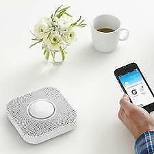 Nest Protect Smoke Alarm 2nd Generation White Brand New