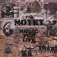The Motet - Music for Life [New CD]