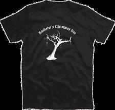 Banksters Christmas Tree - Christmas Tree Funshirt Design T-SHIRT S-XXXL