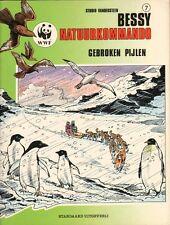 BESSY NATUURKOMMANDO 07 - GEBROKEN PIJLEN  - STUDIO VANDERSTEEN