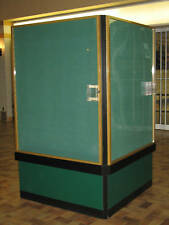 Fabulous Advertising Display Kiosks with Great Storage
