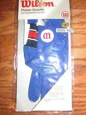 NEW Wilson Vintage Power Groove Batting Sports Glove Size Medium Right Hand