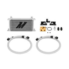 MISHIMOTO Jeep Wrangler JK Thermostatic Oil Cooler Kit 2007–2011 SILVER