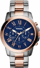 Fossil Men's Chronograph Stainless Steel Watch - FS5024