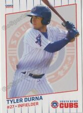 2019 South Bend Cubs Tyler Durna RC Rookie Chicago