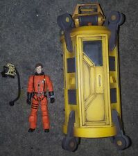 Doctor Who Figure and Playset Tenth Dr David Tennant Spacesuit Lift Satan's Pit