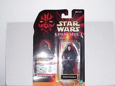 Hasbro Star Wars DARTH SIDIOUS Collection 2 Episode 1 ~ Commtech Chip