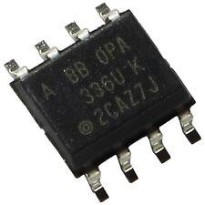 OPA336UA Burr Brown Op-Amplifier 0,1MHz 0,03V/µs Single Supply OpAmp SO8 855945