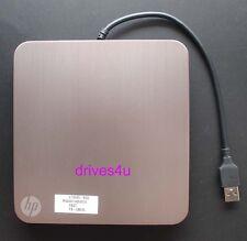 Original HP External USB Blu-Ray Player 6X BD-ROM Combo DVD±R/RW Burner Drive