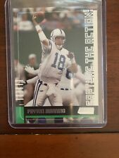New listing 2000 Stadium Club Capture the Action SP INSERT Peyton Manning #CA4 COLTS FREESHI