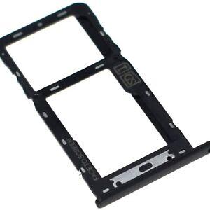 Single Sim & Memory Card Tray Holder Socket Jack Slot For Motorola Moto G7 Power