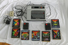 Vintage 70's Magnavox Odyssey 2 Console And 7 Boxed Games. Tested / Working