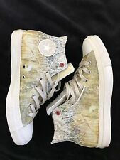 Converse CT Chuck Taylor Spec HI PRODUCT RED Jose Parla NATURAL WHITE 131192C 9