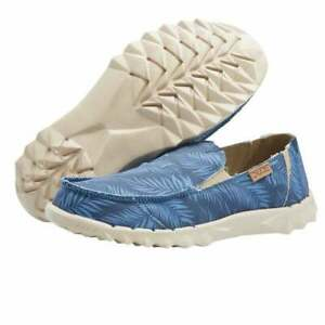 Hey Dude Shoes   Farty Tropical UK 7/8/9/10/11/12   100% GENUINE   Free Delivery
