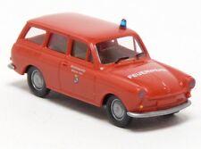 Brekina 26525 - VW Volkswagen 1500 1600 Feuerwehr Mühlheim Ruhr ELW KdoW 1:87 H0