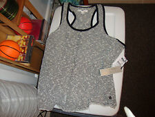 New with Tags Vans Womens black and white knitted Tank Top Large L - $46 retail