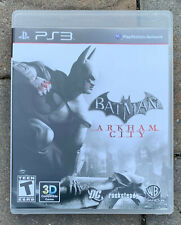 Batman: Arkham City (Sony PlayStation 3 2011) PS3 Complete Free Shipping
