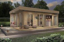 Allwood Bonaire 225 Sqf Resort Styled Cabin House Kit Tiny Home