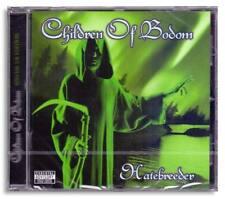 Children Of Bodom - Hatebreeder  [CD - NEU in Folie]
